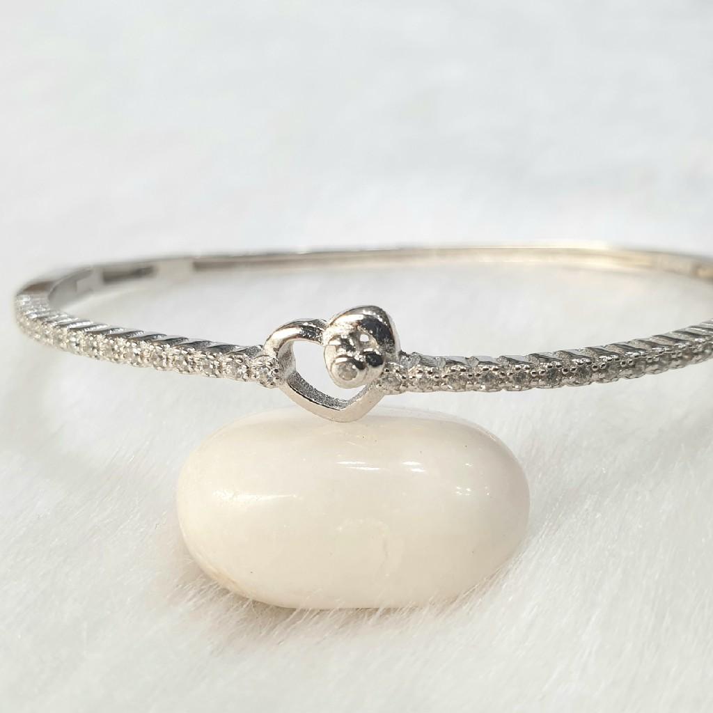 92.5 Sterling Silver Bracelet MGA - SKB006