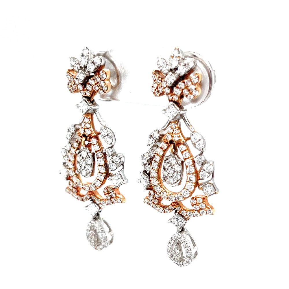 Mini latkans for a traditional function vvs FG diamonds 7top31