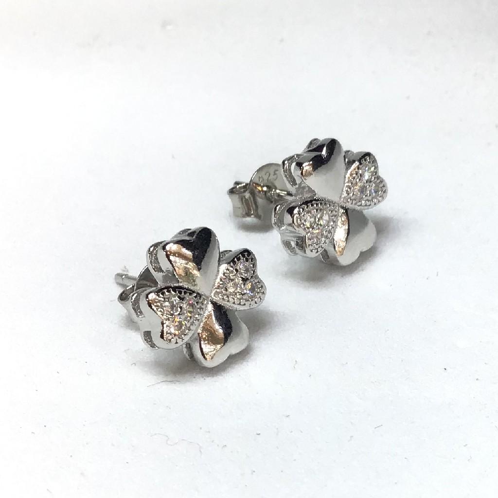 925 fancy earring