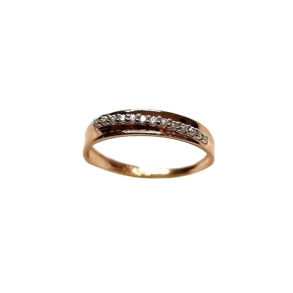 18K Rose Gold Designer Ring MGA - LRG1151