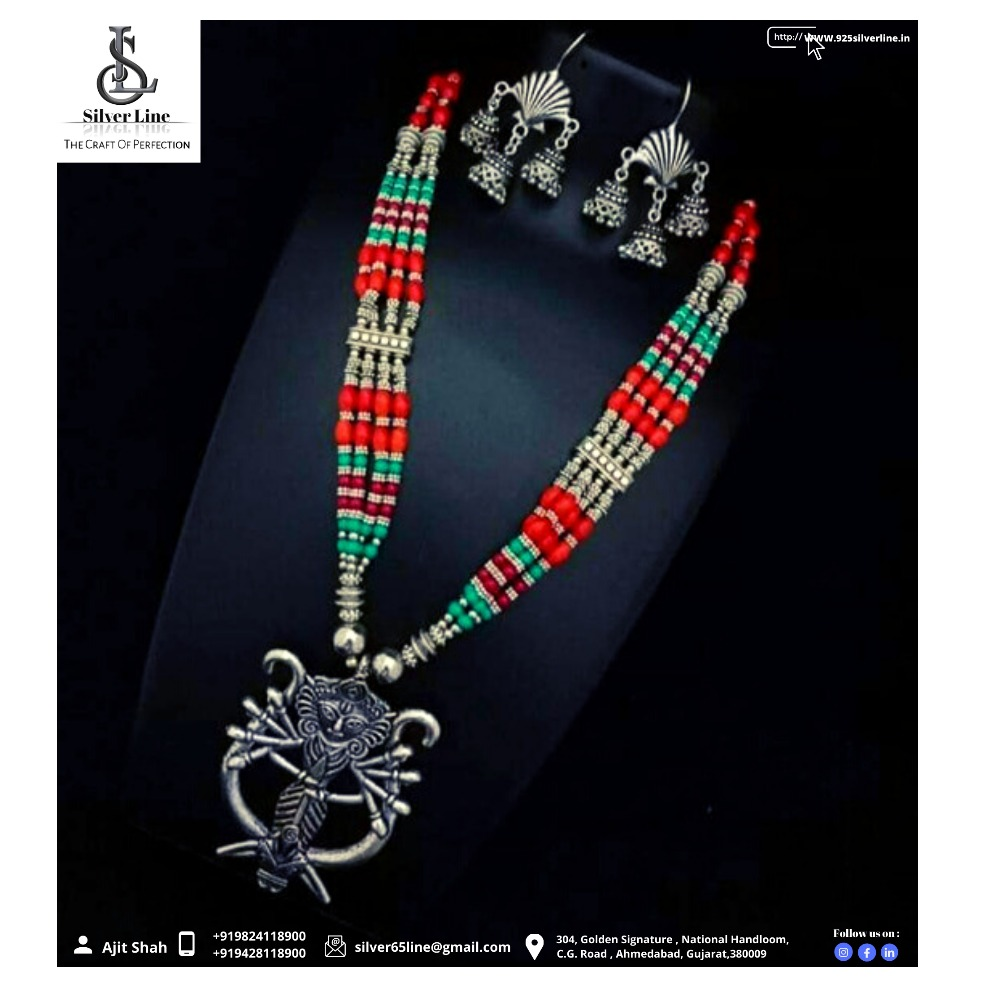 Temple Collection 92.5 Oxodise Necklace
