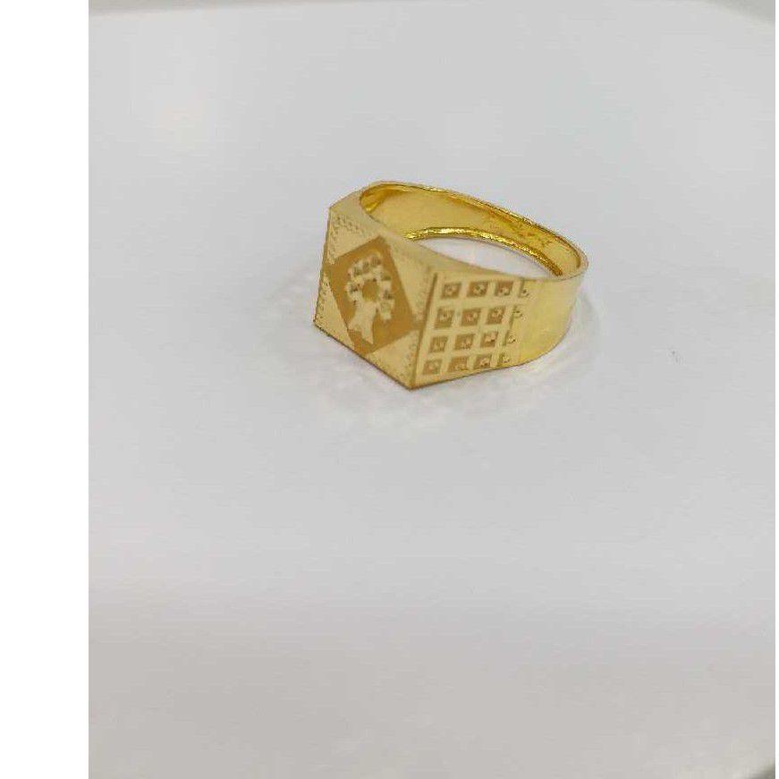 760 gold box rings RJ-B008