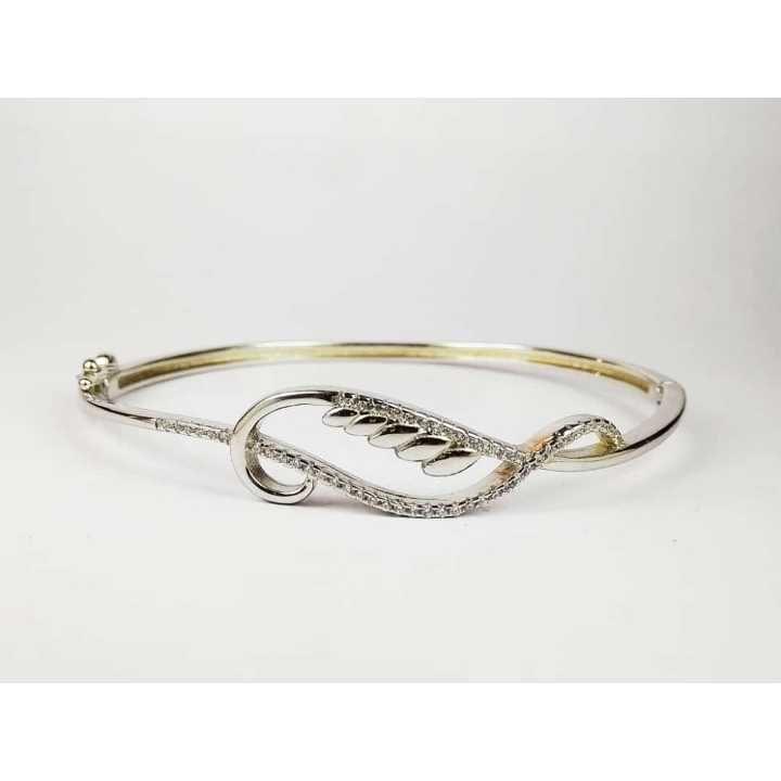 925 Starling Silver Bracelet. NJ-B0962
