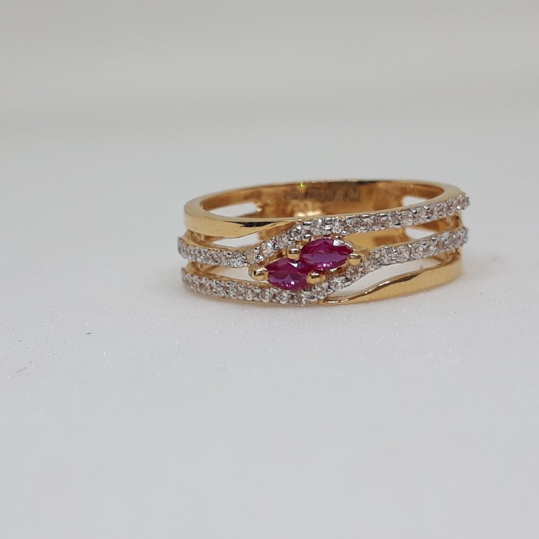 22ct Fancy Ring VT/1450/7