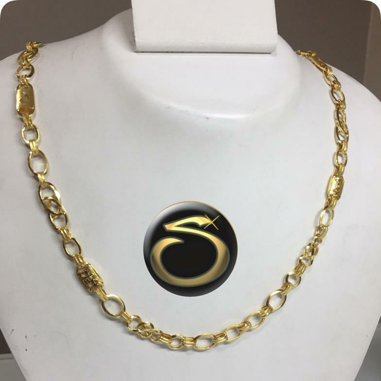 22KT Gold Indo italian Chain SC-NB2235