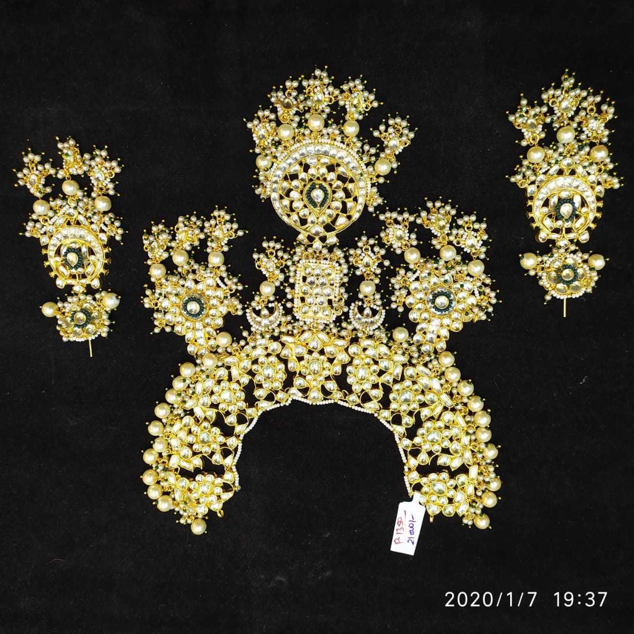 Beautiful Bridal Necklace#979