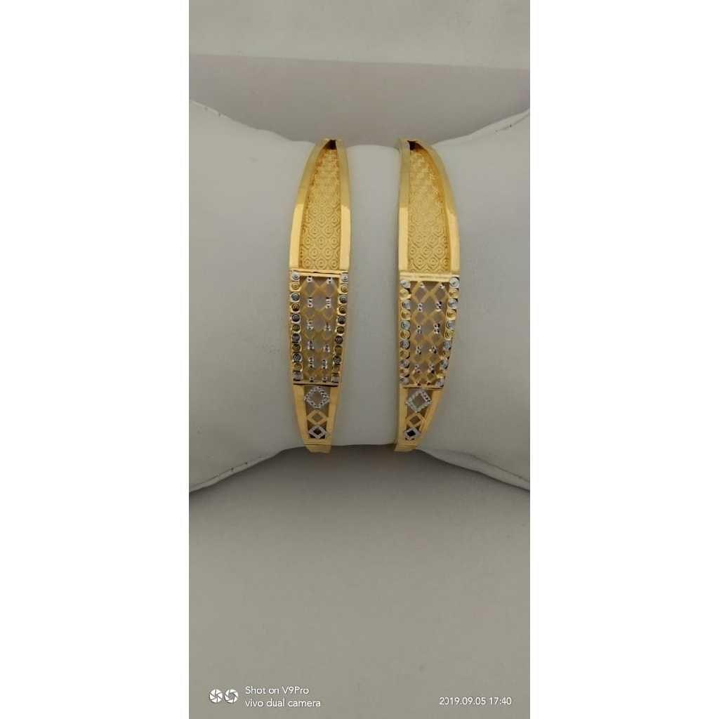 916 gold antique kadli