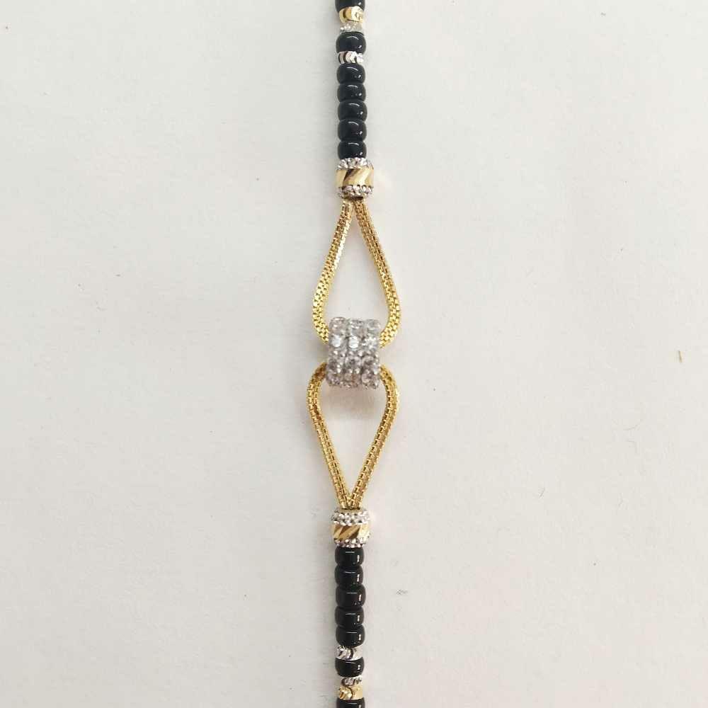 22k Gold Designer Bracelet DVJ-015