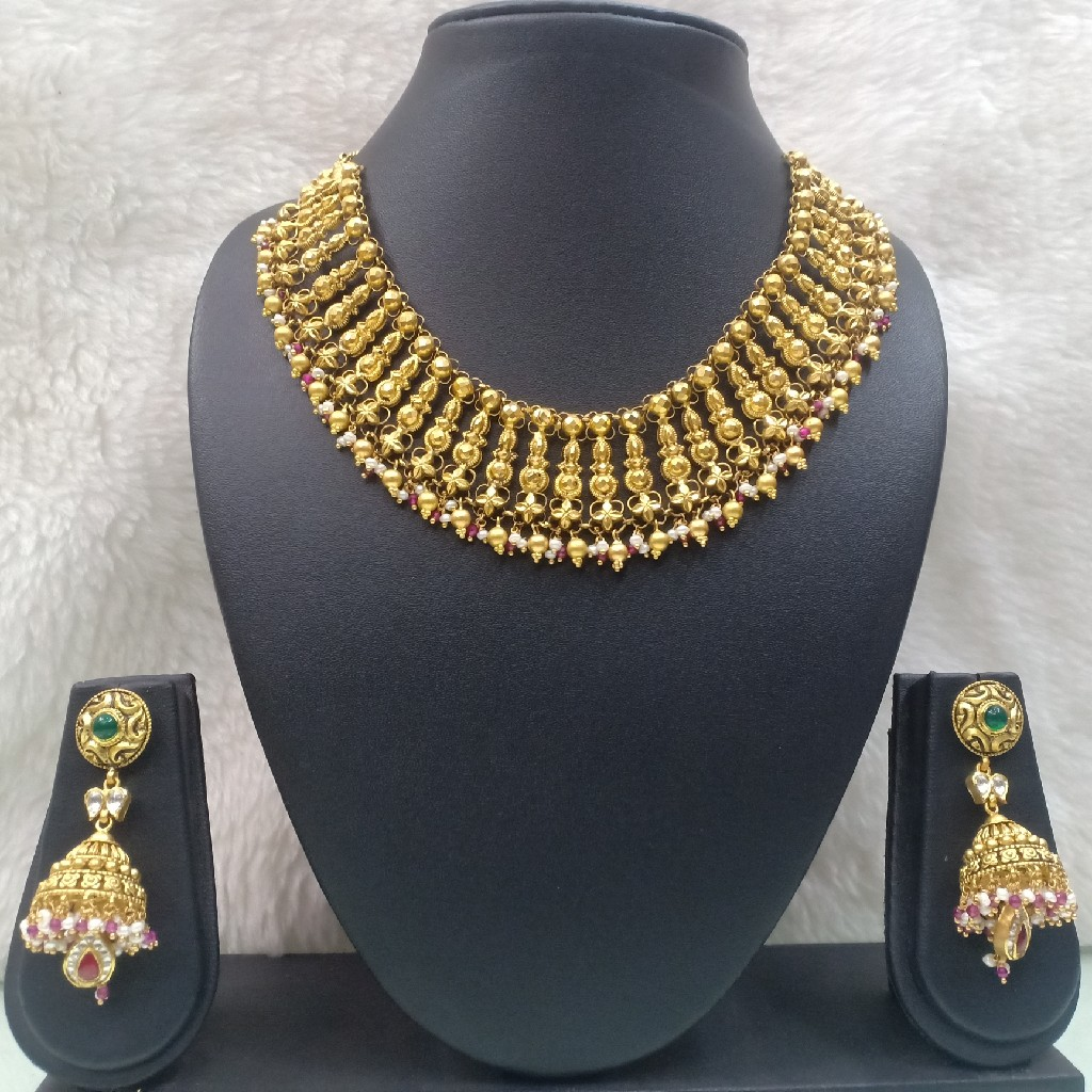 22k antique set
