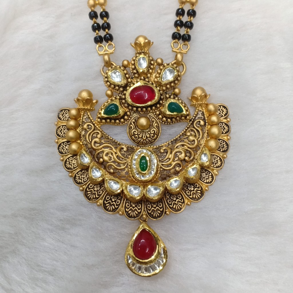 exclusive antique mangalsutra