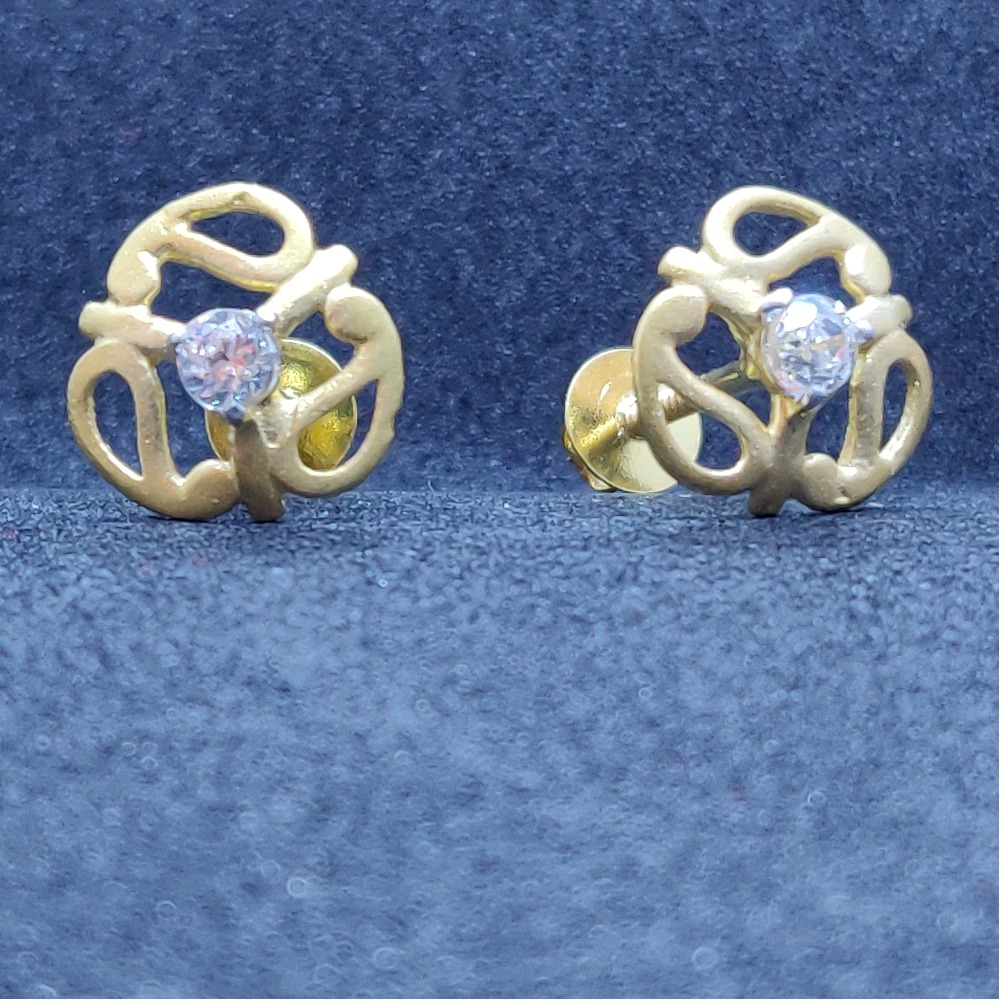18 ct gold fency baby tops