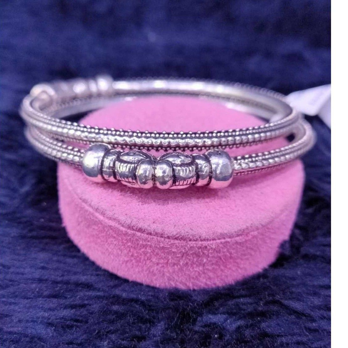 Silver Bangles for Women