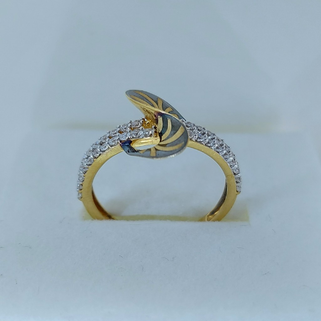 Ladies F.Ring (Gold)