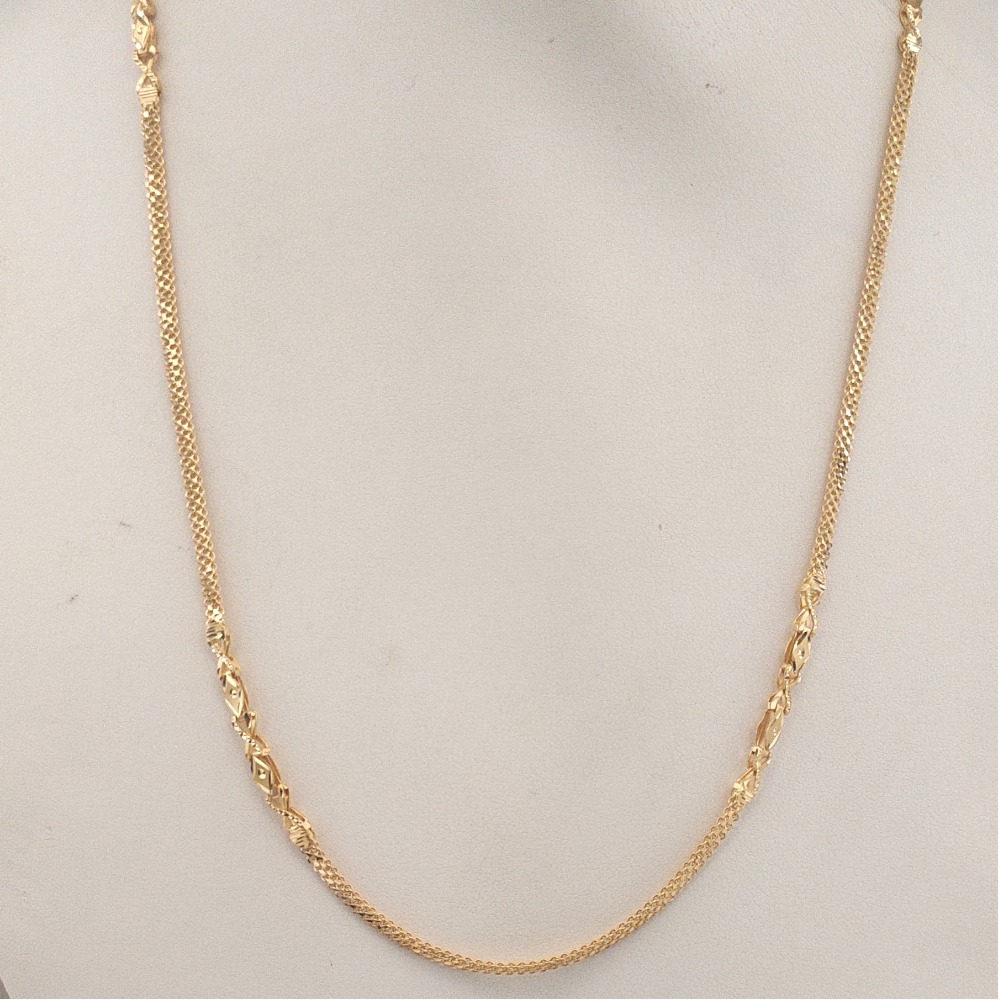 916 Gold Gents Chain