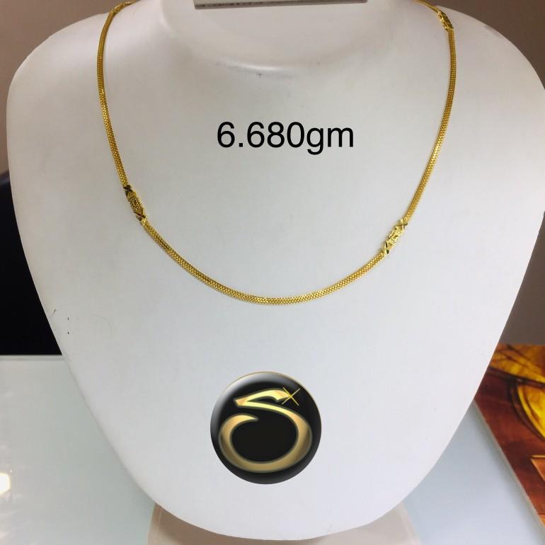 22KT Gold Fancy dokiya SC-WK8010