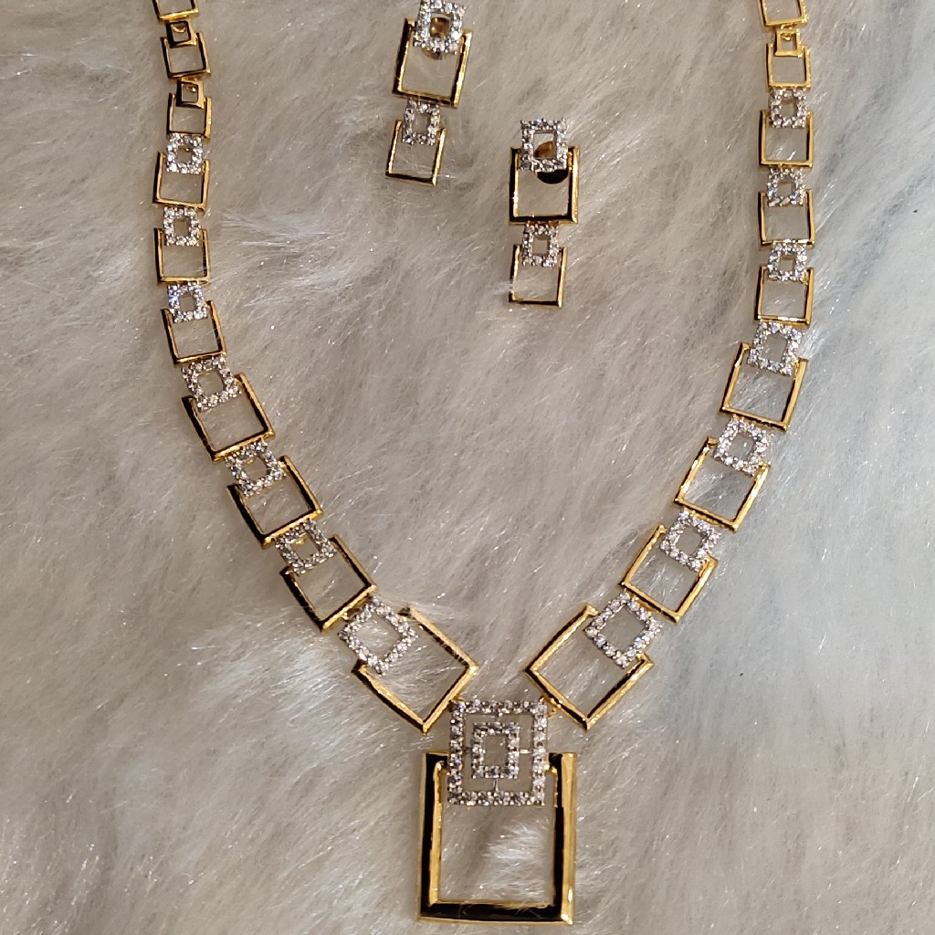 Italian necklace set