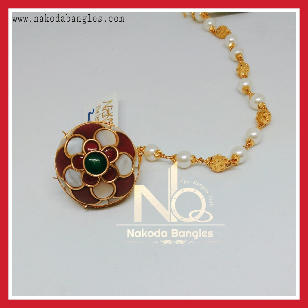 916 Gold Antique Rakhdi NB-265