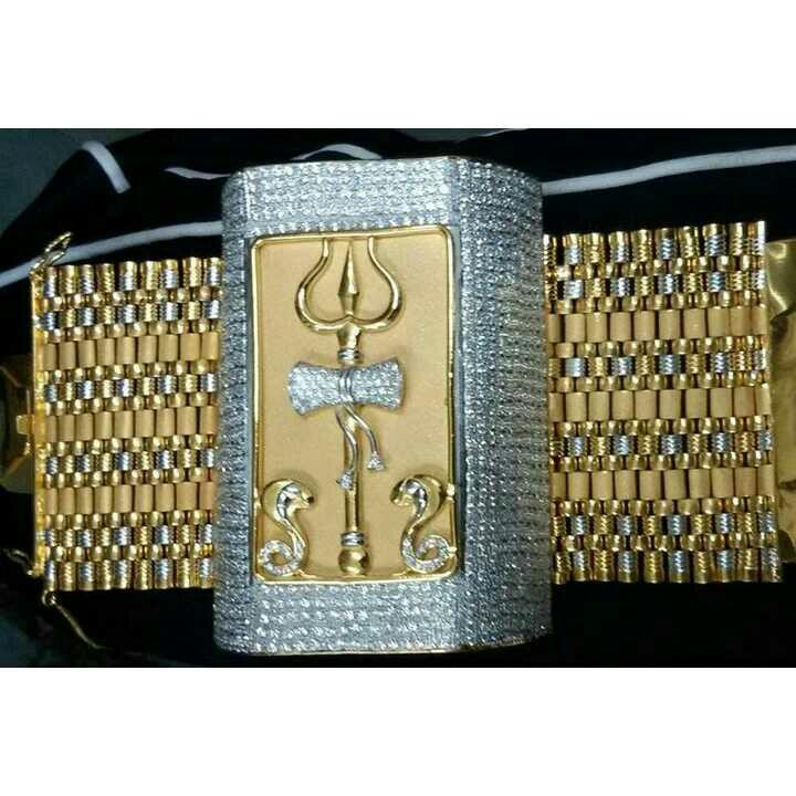 22K / 916 Gold Attractive Lucky ( Bracelet )