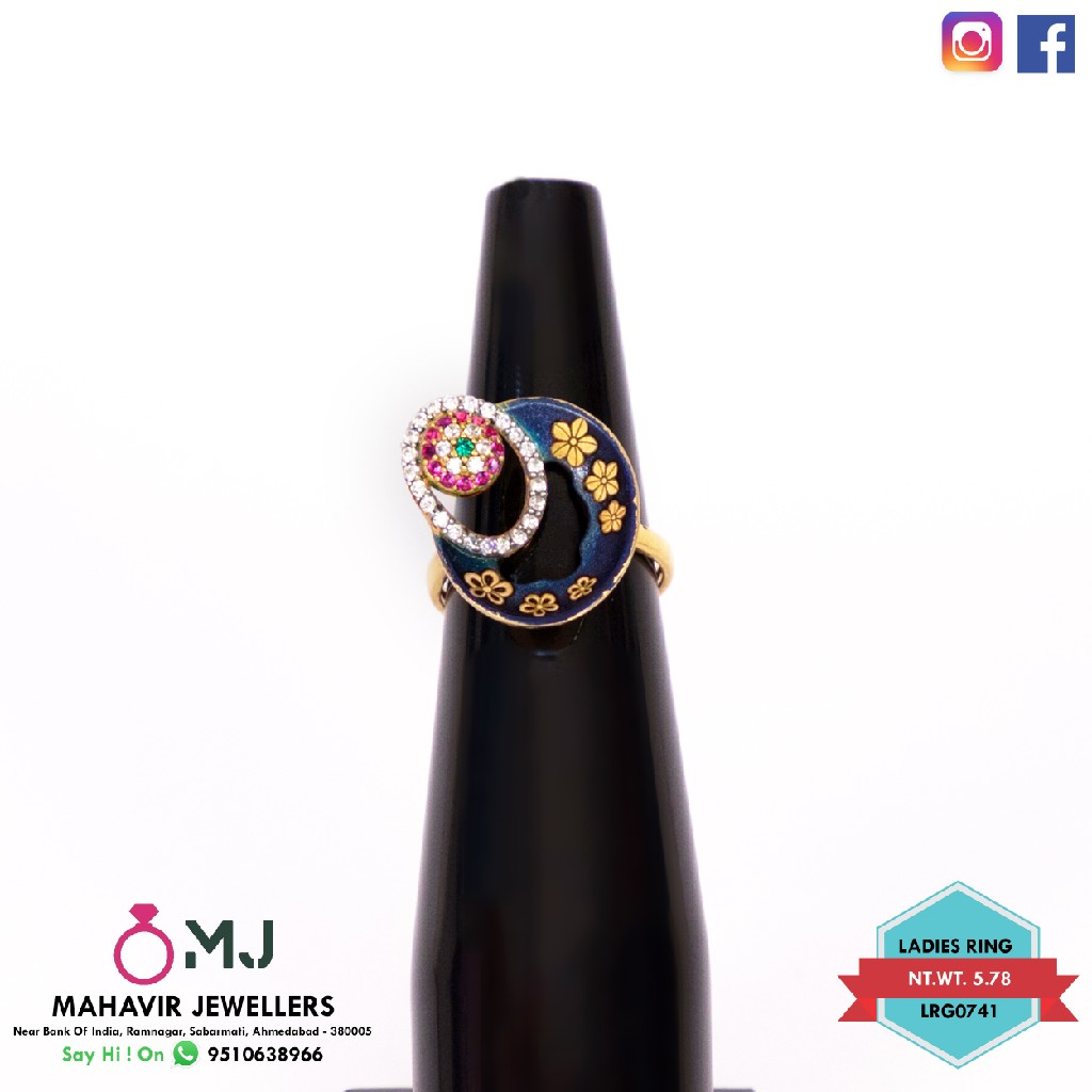 916 Ladies ring