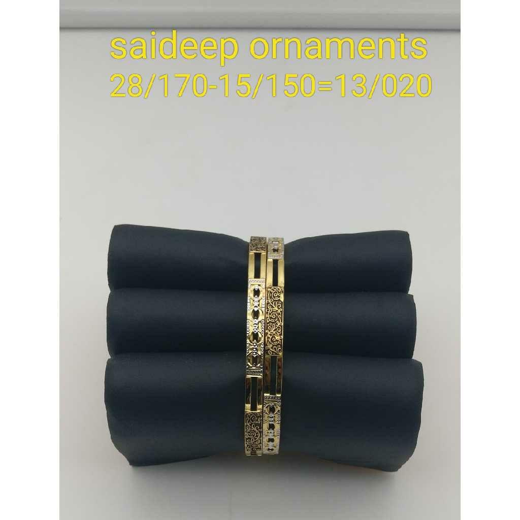 22kt super design bangle