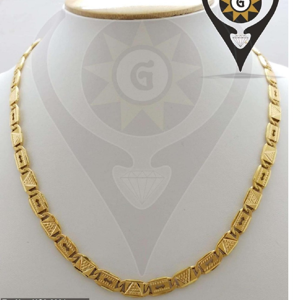 916 Gold Exclusive Chain For Men's