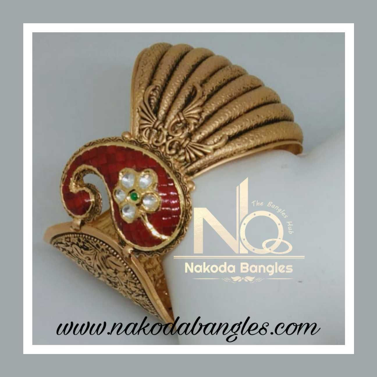 916 Gold Antique Chud NB-1118