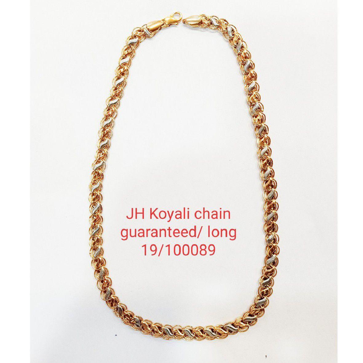 To Tone Lotus Chain