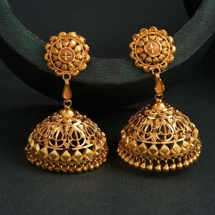 22k zummar earrings