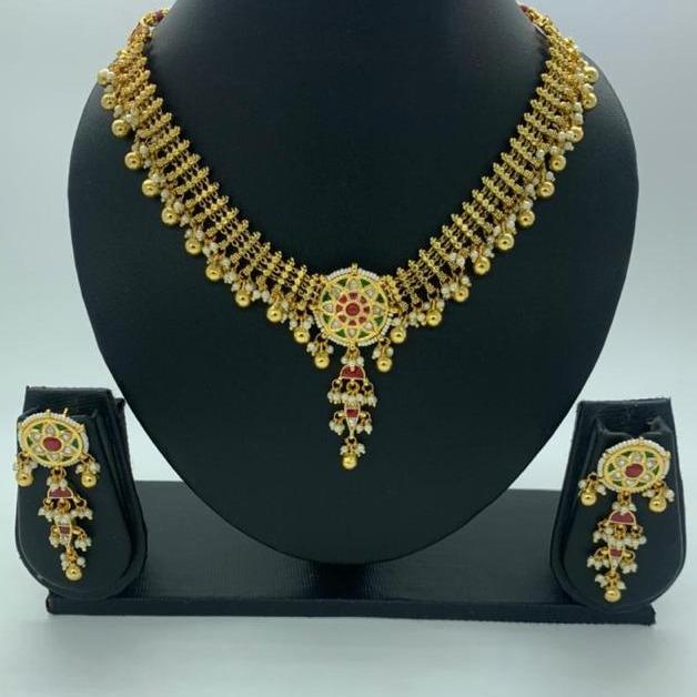 bridal Artificial necklace  set
