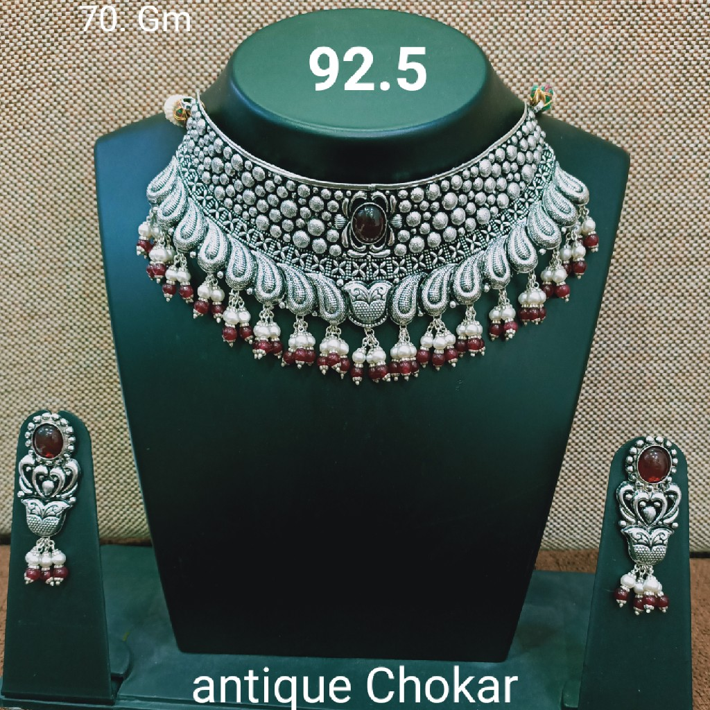 antique chokar