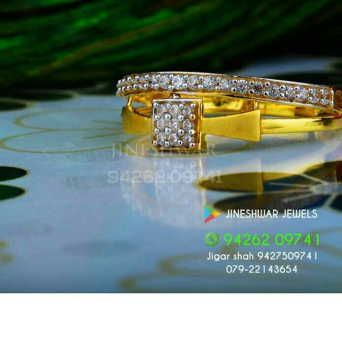 Engagement Special Cz Ladies Ring LRG -0256