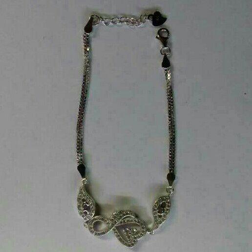 925 Silver Loose Ladies Bracelet