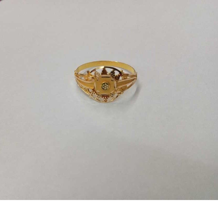 18kt Gold Designer Ring