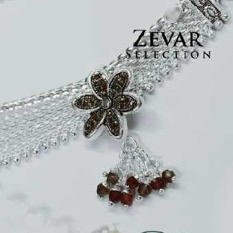 Silver Fancy Marka Jul Payal