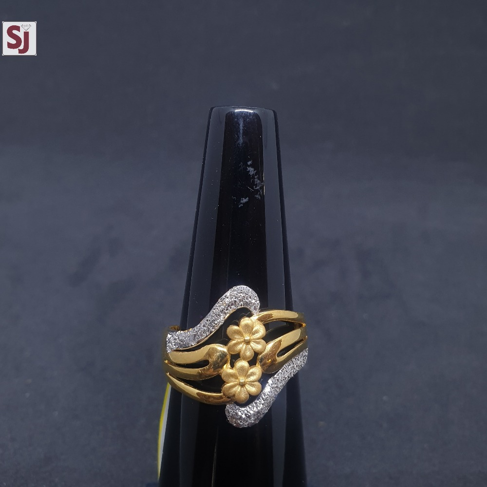 Ladies Ring Plain LRG-0827