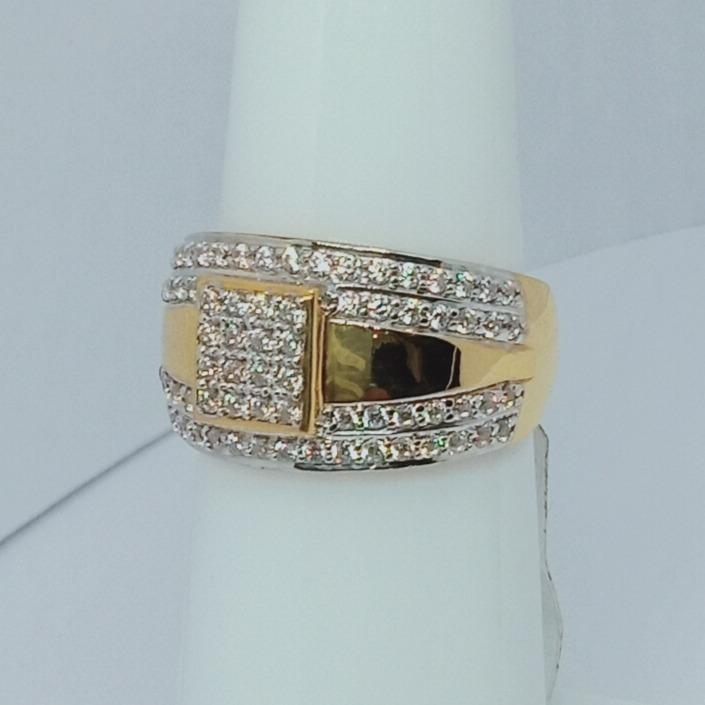 22KT Gold Ladies Ring LJ-9