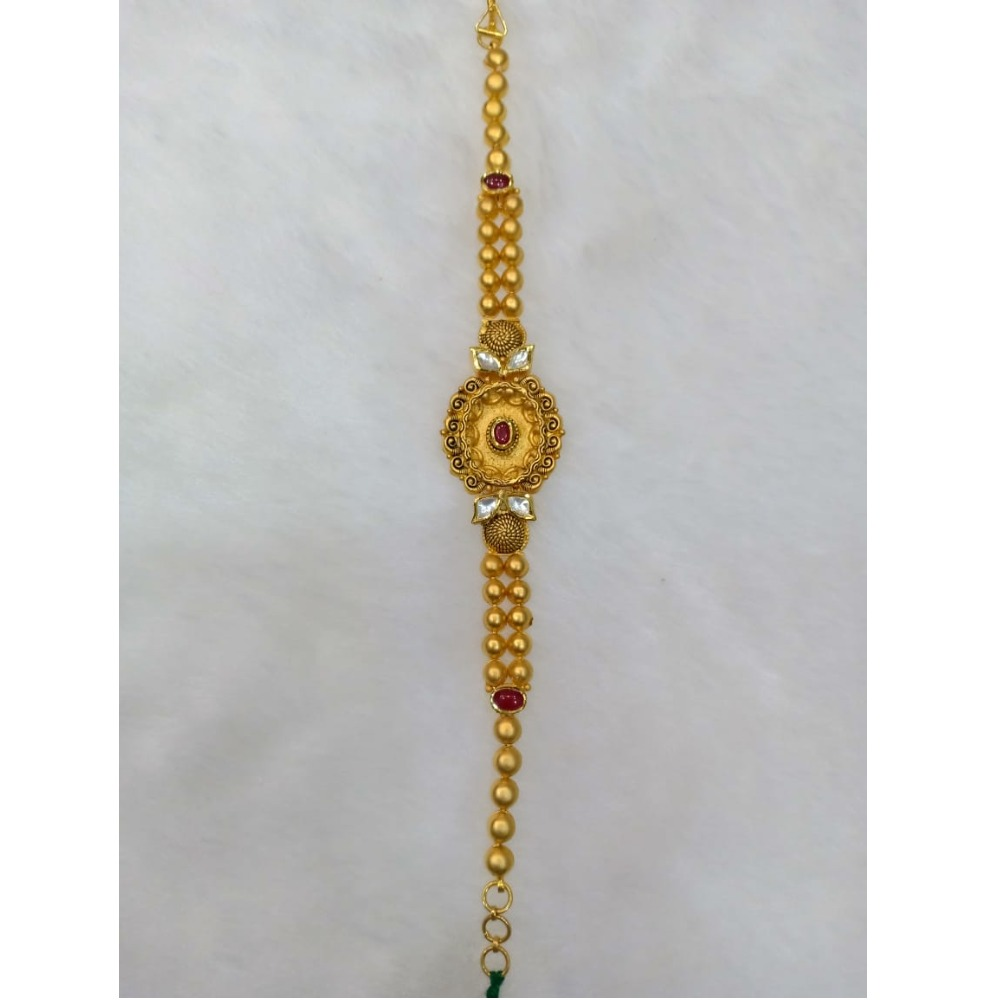 916 gold fancy bracelet for women kv-AB005