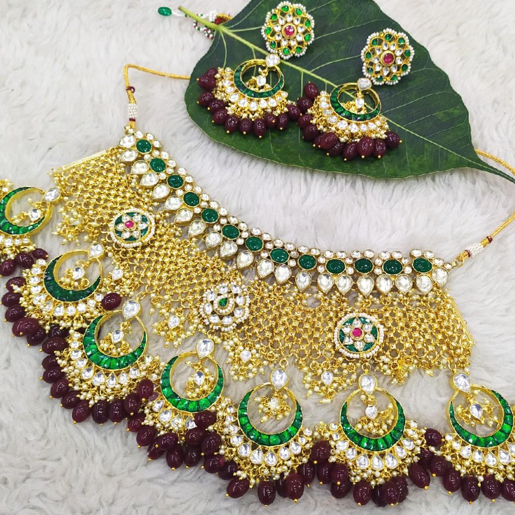 bridal heavy set