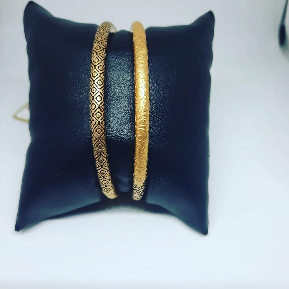 22KT Gold Gorgeous Ghaba Kadali SG24