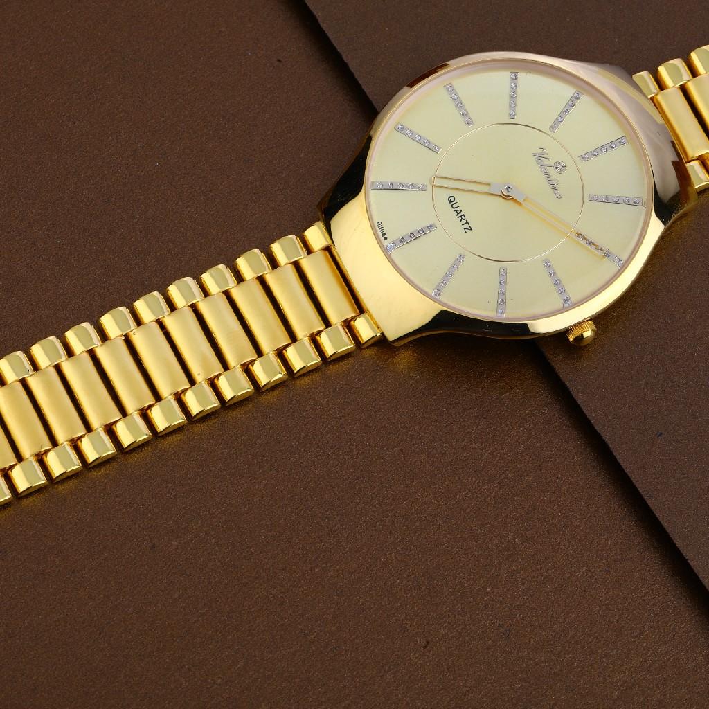 916 Gold Mens Exclusive Hallmark Watch MW20