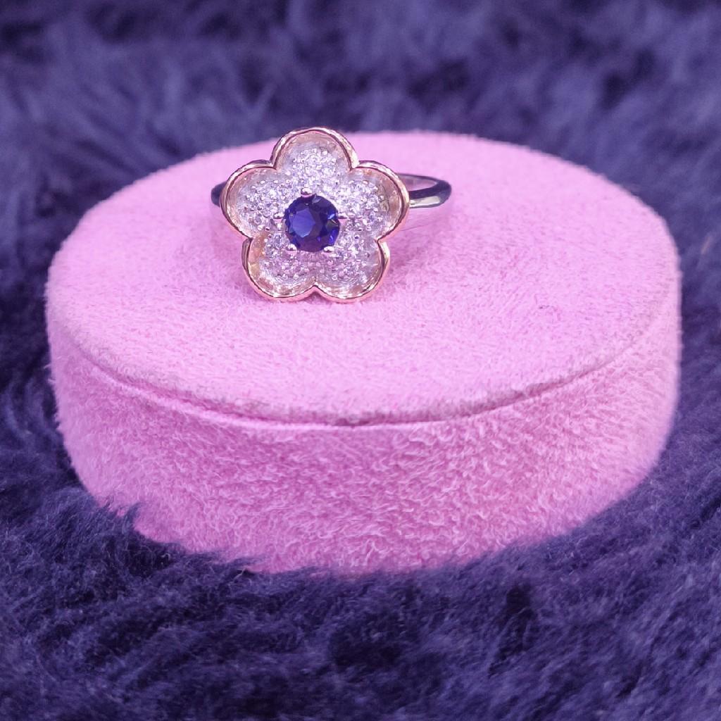 92.5 Sterling Silver Velma Ring For Women