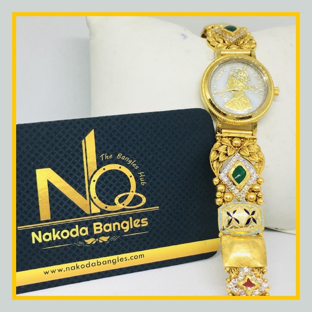 916 Gold Antique Watch NB - 1016