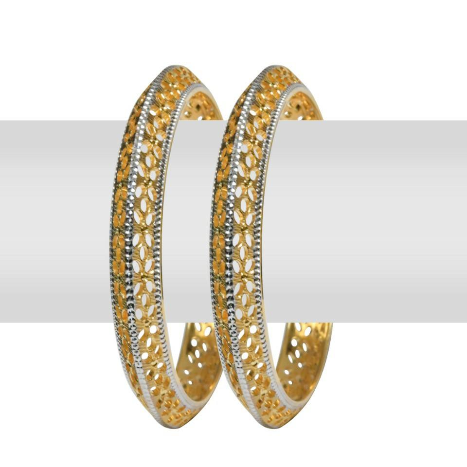 1 gram gold Machine bangle