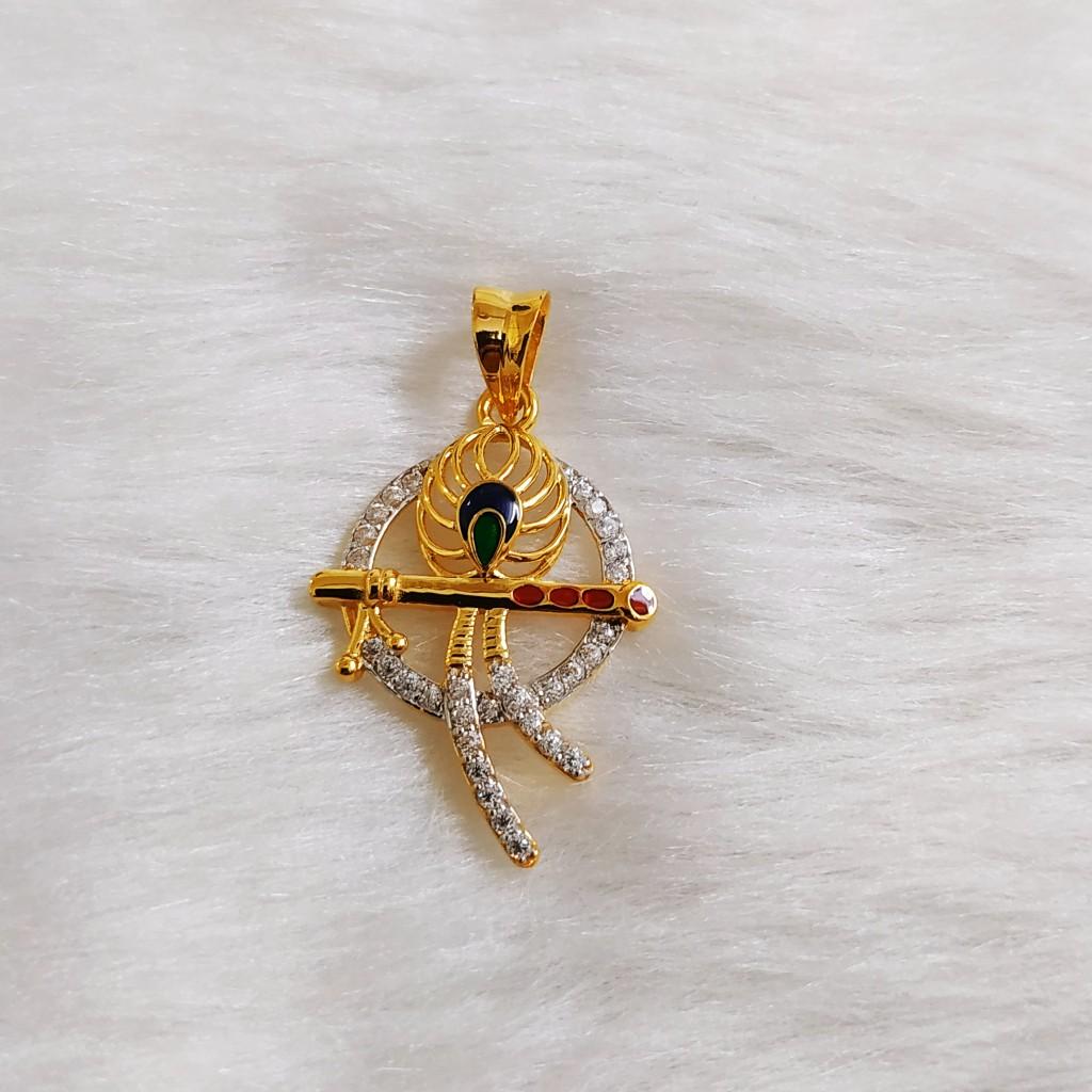 cz diamond pendants