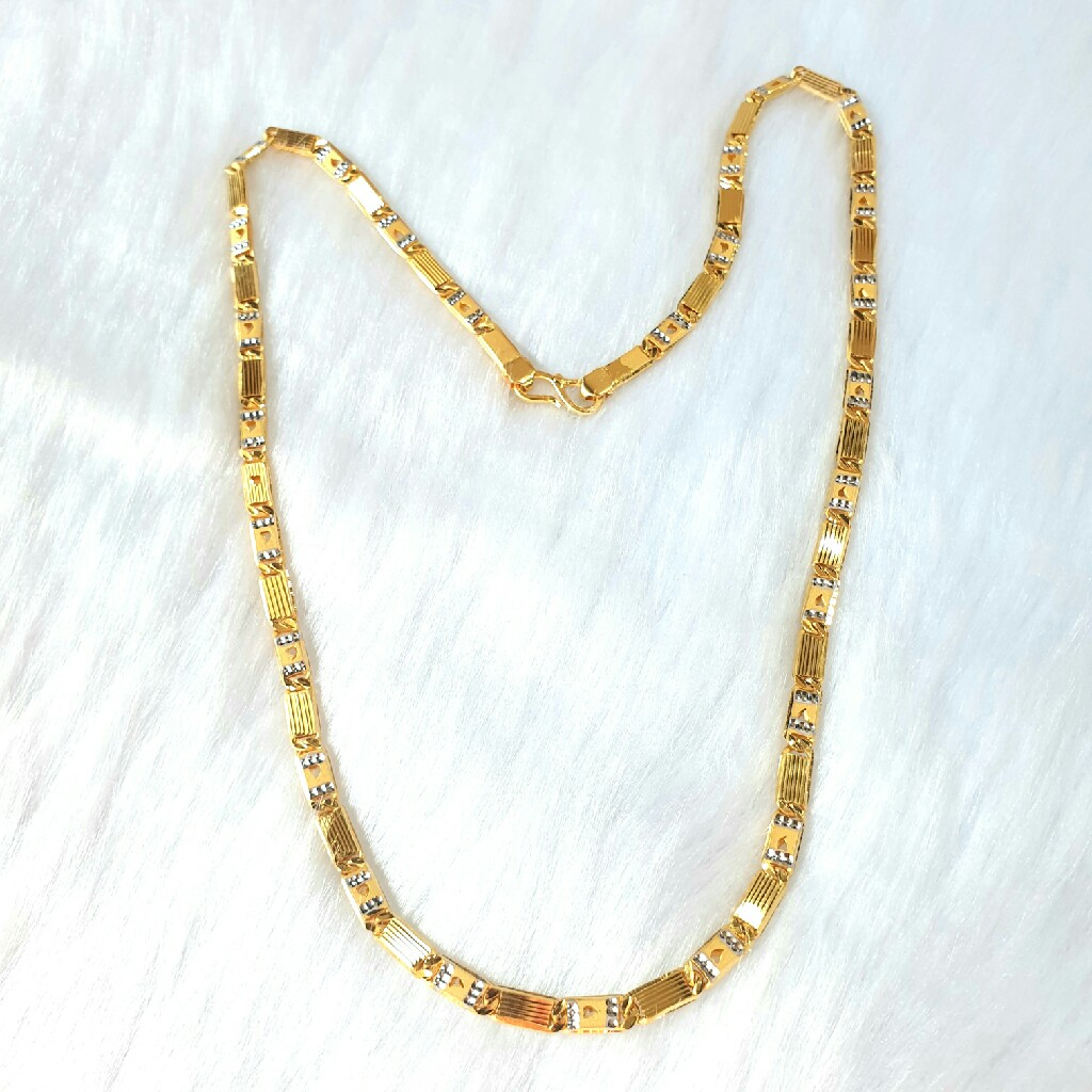 One gram gold forming chain mga - gf004