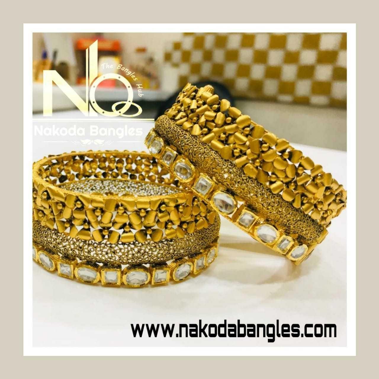 916 Gold Antique Chud NB-1120