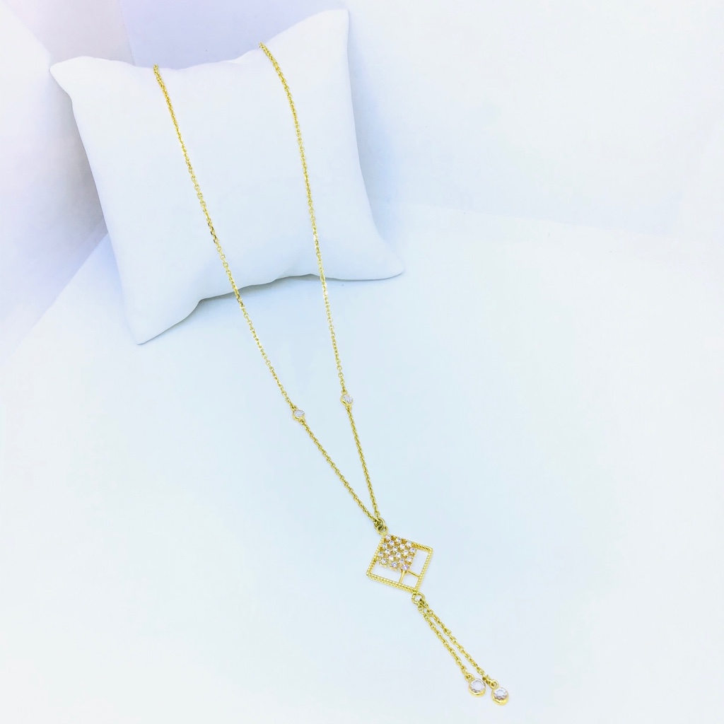 FANCY GOLD CHAIN FOR LADIES