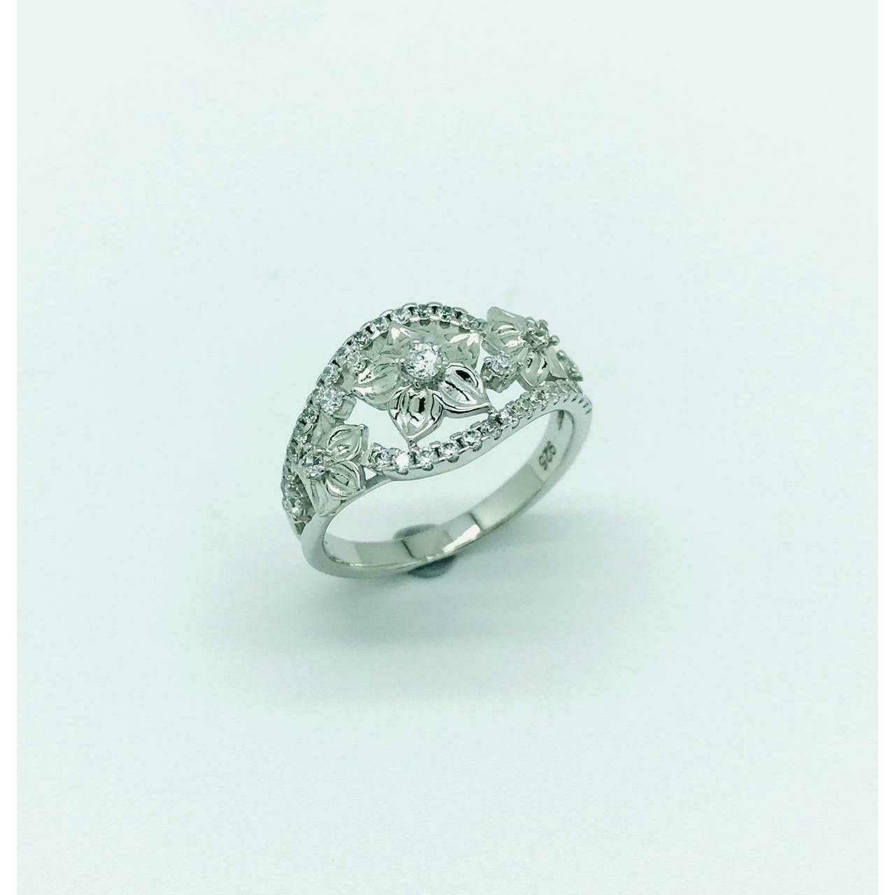 Micro Dimond 92.5 Ring Ms-4048