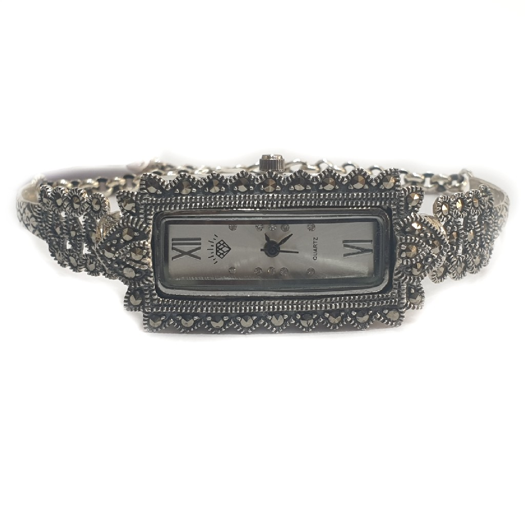 92.5 sterling silver watch mga - sw003