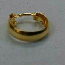 18kt Gold Fancy Ladies Bali